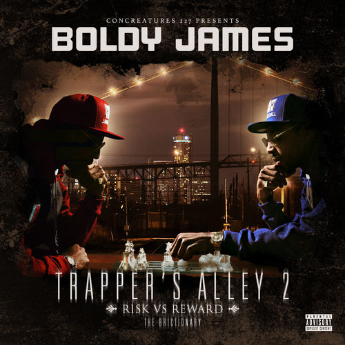 Boldy James – Trapper's Alley 2: Risk Vs. Reward (Free Mixtape Stream/Download)