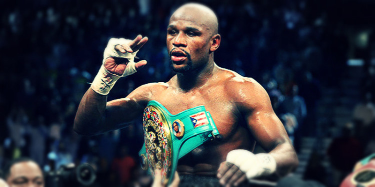 Floyd Mayweather Jr. Tops Forbes' 2015 Highest Paid Celebrities List With $300 Million. Check Out The Top 5 Inside (Video)