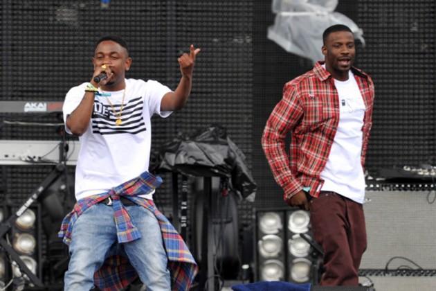 Jay Rock f. Kendrick Lamar Easy Bake
