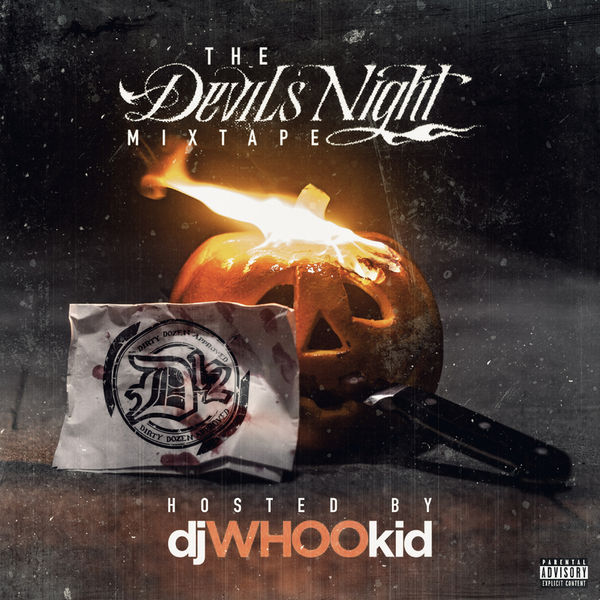 D12 – 'The Devil's Night' Hosted By DJ Whoo Kid (Mixtape Stream/Download)