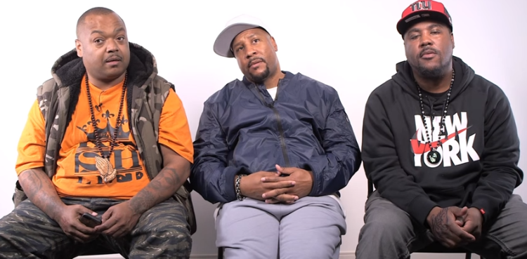 D12 Explains Why Eminem Doesn't Appear On The 'Devil's Night' Mixtape (Video)