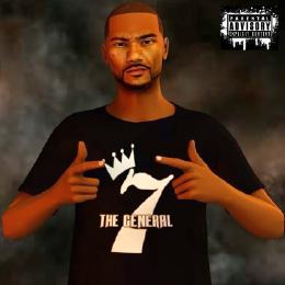 #TMFDJ #mixtape of the month  Seven the General – #7 produced by: Silent Riot>>> listen and download #review coming soon